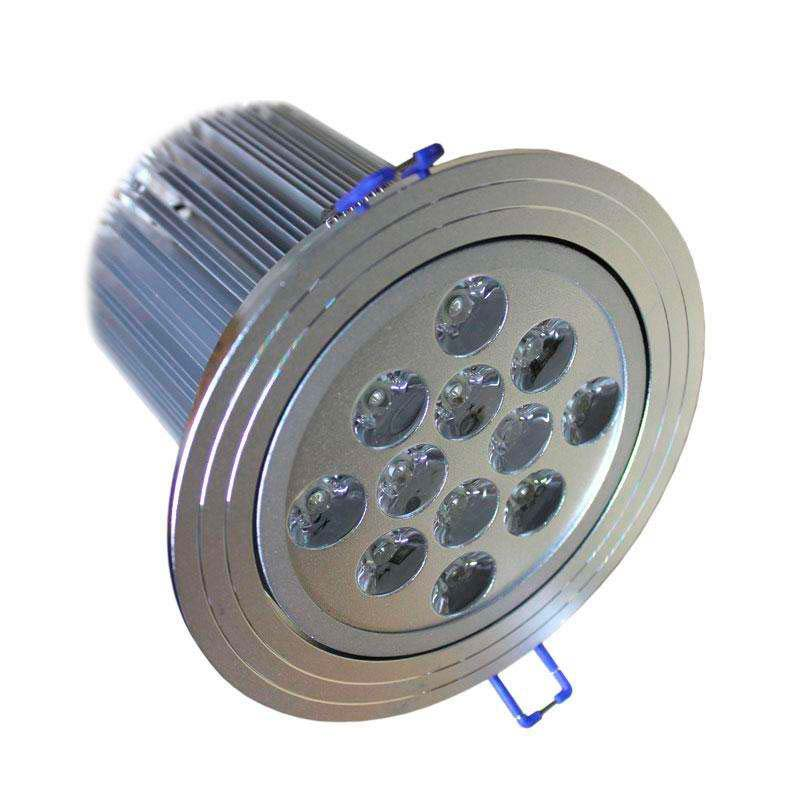 Downlight VIK LED 36W, Blanco cálido